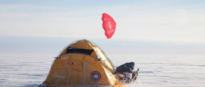 La Antártida… en catamarán, con Ramón Larramendi y Javier Selva