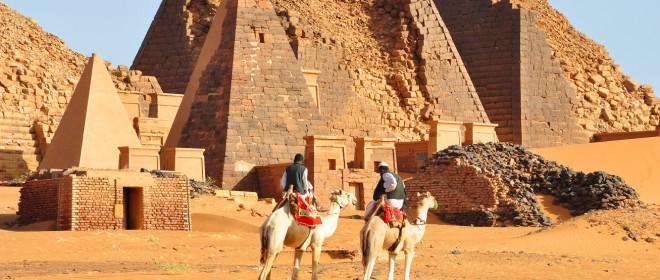 Sudán; los secretos del desierto, con Jorge Traver