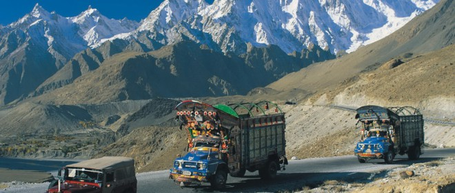 La Carretera del Karakorum, con Jorge Traver