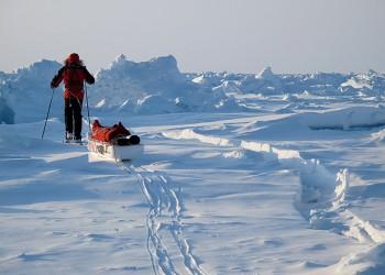 Viaje al Polo Norte Geográfico, con Jordi Canal Soler