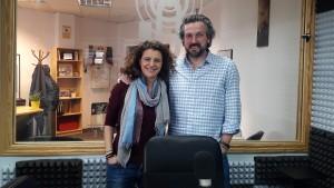 Jorge Traver y Loreto Hernández La Maleta Azul