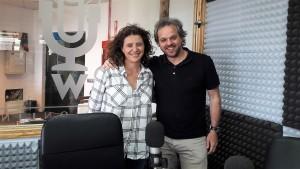 Daniel Landa y Loreto Hernández. La Maleta Azul. Pacífico